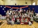Święty Mikołaj w szkole w Piątkowej