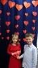 Walentynki klasa 1b