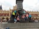 Wycieczka Kraków klasa IV b