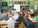 Pasowanie na czytelnika uczniów klasy 1a i 1b_1