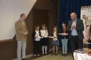 Sukcesy naszych uczniów w Gminnym Konkursie Ortograficznym 2017
