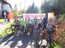 Cykliści z Piątkowej witają jesień