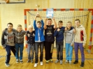 II miejsce w halowej piłce nożnej szkół podstawowych