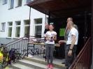 Rajd rowerowy do Maciejowej