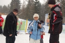 Zawody narciarskie w Cieniawie